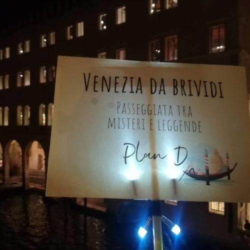 Venezia da Brividi - Passeggiata tra misteri e leggende